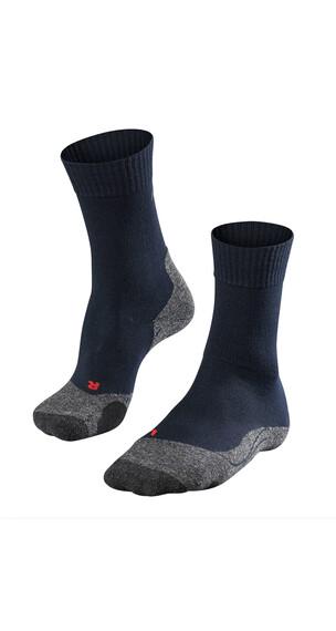 Falke TK2 Trekking Socks Women marine